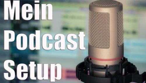 Mein Podcast-Setup und wie es sich in den Jahren verändert hat #002